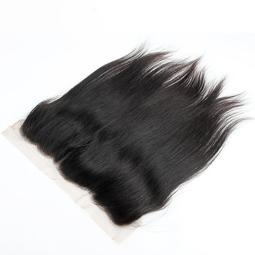 AngelHands Brazilian Straight Lace Frontal 13x4 Virgin Human Hair