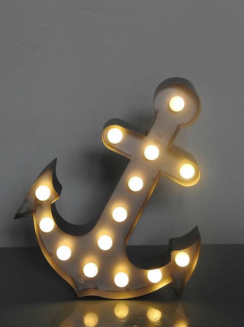 Circus LED Lights Anchor Grey