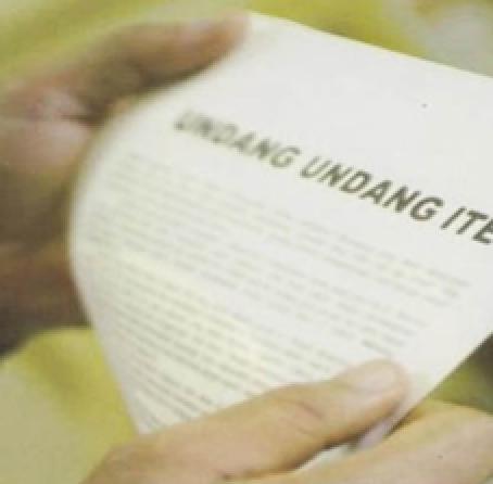 Masyarakat Kritik Pemerintah, Jokowi: Kalau Picu Ketidakadilan Hapus Pasal Karet UU ITE