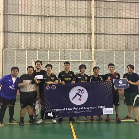 Kuasai Babak Final, Kelas D '17 Juarai ILFO 2018