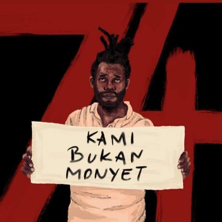 Rasisme Terhadap Mahasiswa Papua