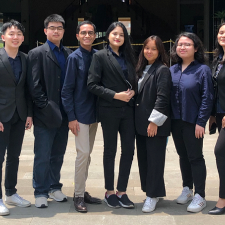 UPH finishes Top 48 in the Philip C. Jessup International Moot Court Competition 2021