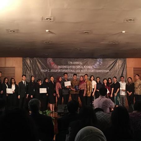Dibalik Layar Jessup Indonesian Rounds 2019