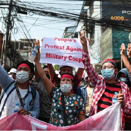 Kudeta Myanmar: Ancaman Demokrasi Rakyat