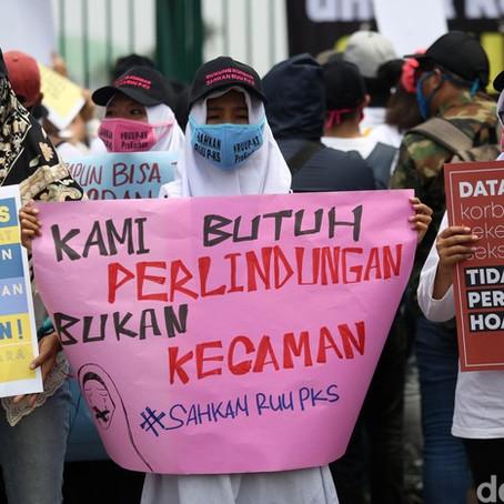 RUU Penghapusan Kekerasan Seksual: Pertentangan dan Tidak Kunjung Disahkan