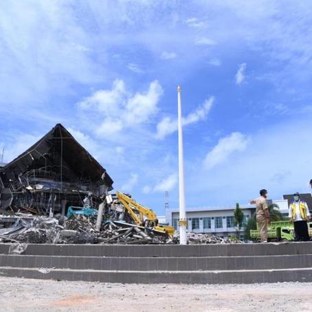 Gempa Melanda Mamuju dan Majene, SulBar: Bagaimana Peran Pemerintah?