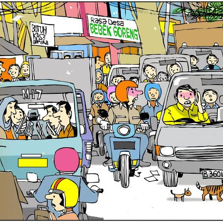 Mengenal ERP: Solusi Atasi Kemacetan