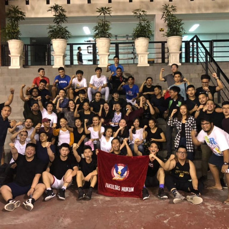 UPH Internal Sports League: Fakultas Hukum Siap Bangkit Lagi