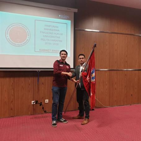 Inaugurasi Himpunan Mahasiswa Fakultas Hukum UPH 2019/2020