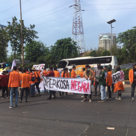 September Sibuk: Aksi Mahasiswa dan Masyarakat Terhadap Parlemen