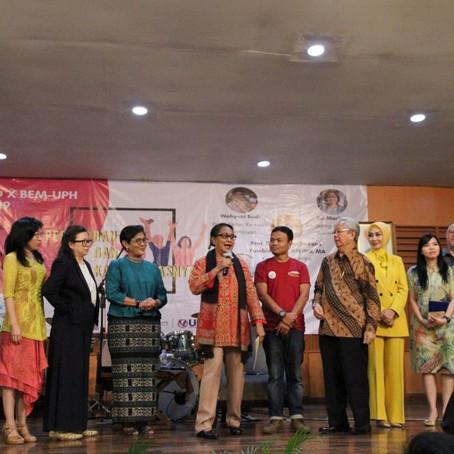 Lima Wanita untuk Seluruh Perempuan di Indonesia