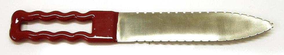 "A21B - Serrated Spatula 8 "" Blade"