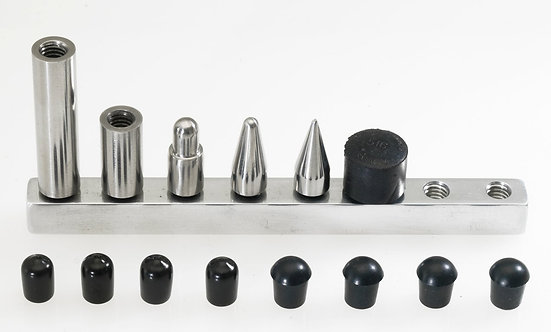 "A44 - ULTRA 7/16"" 6-pc screw-on tip set"