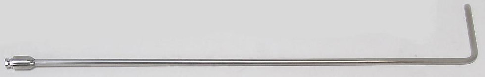 "5611A - 5/16"" Diameter, 24"" Standard Twist 90° 3"" Blade"