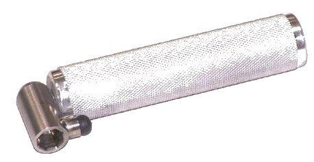 A96B - Knurled Aluminium Handle