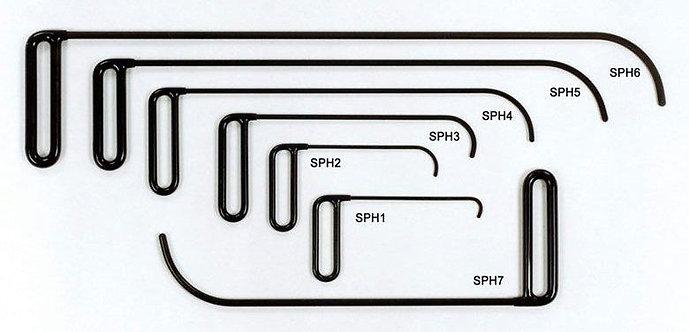 SPHST - DENTCRAFT SIDEPANEL HOOK SET