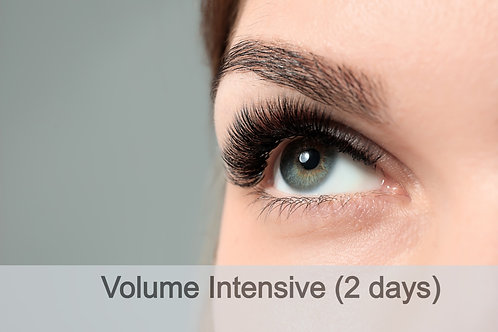 2 Day Volume Intensive Course