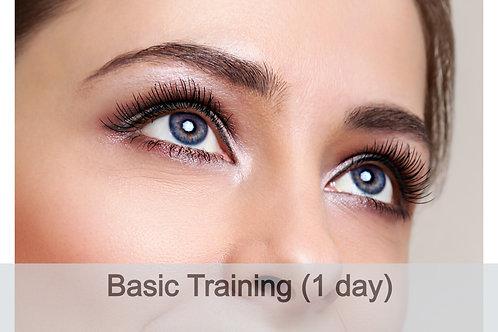 1Day Basic Eyelash Extension Course