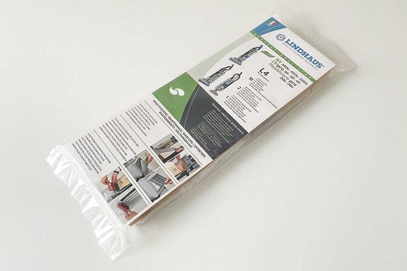 Balení sáčků s filtrem pro vysavač Healthcare