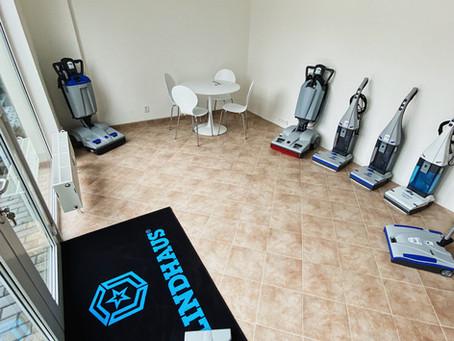Nový showroom na Proseku!