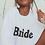 Thumbnail: Friday + Saturday: Bride Corded Sweatshirt