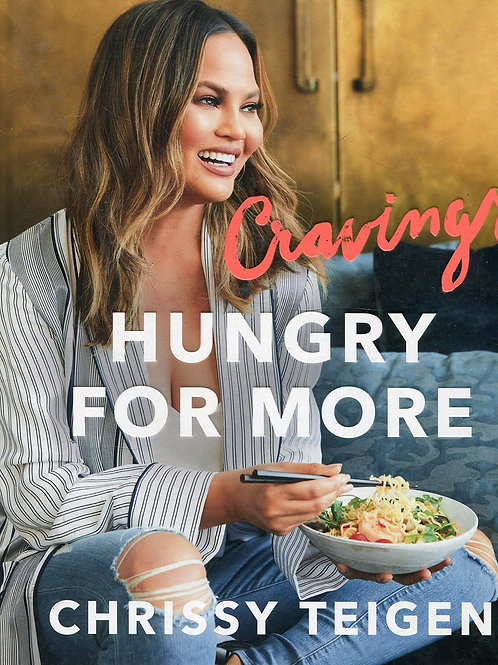 Cravings Hungry for More Cookbook