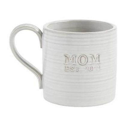 Mudpie Mom Est. 2021 Mug