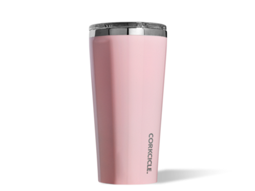 Corkcicle 24 oz Tumbler Rose Quartz