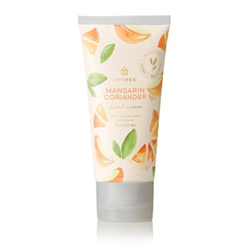 Thymes Mandarin Coriander Hand Cream