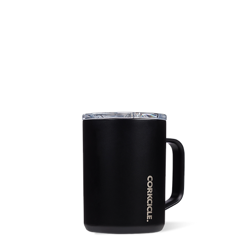Corkcicle Mug Matte Black