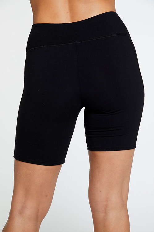 Chaser Brand Quadrablend Seamed Bike Short