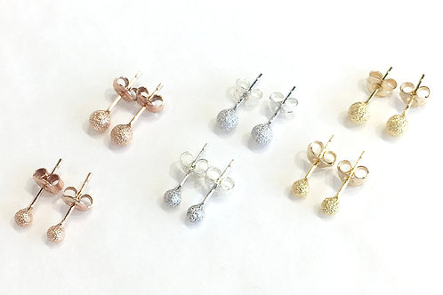 Jocelyn Kennedy Disco Ball Stud Earring Collection