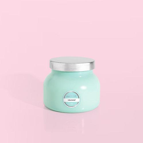 Capri Blue Volcano Aqua Petite Signature Jar