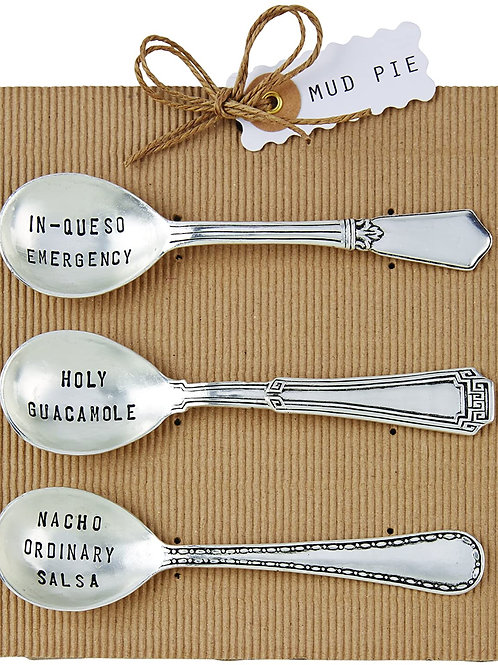 Mudpie Circa Spoon Set