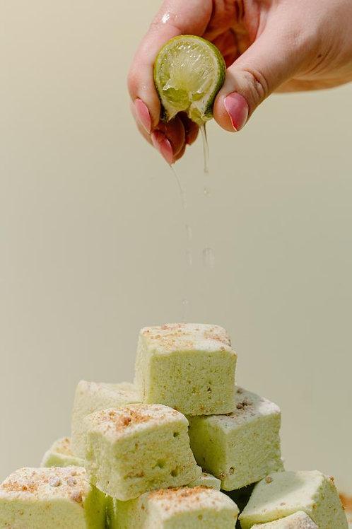 XO Marshmallow Key Lime Pie