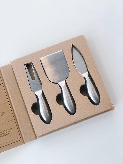 Gourmet Cheese Knives Set
