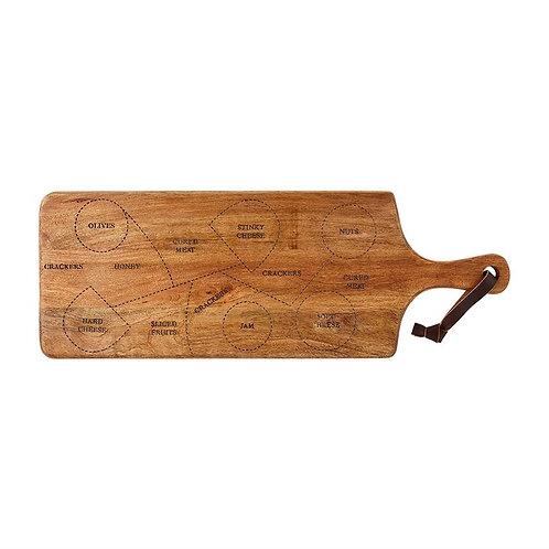 Mudpie Charcuterie Serve Board
