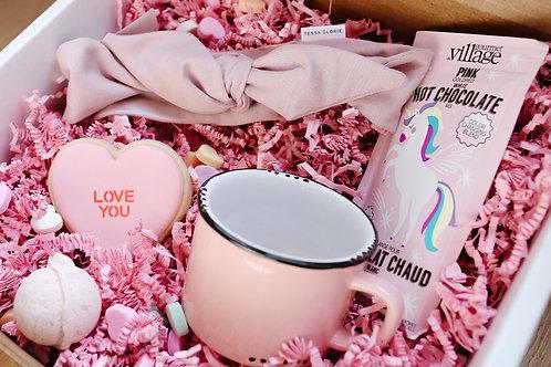 Little Ladies Valentines Day Gift Box