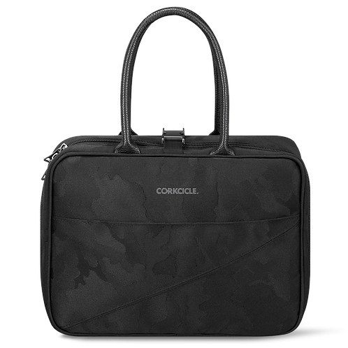Corkcicle Baldwin Boxer Lunchbox Black Camo