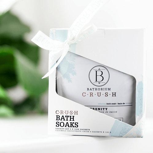Bathorium Six Pack CRUSH Gift Set
