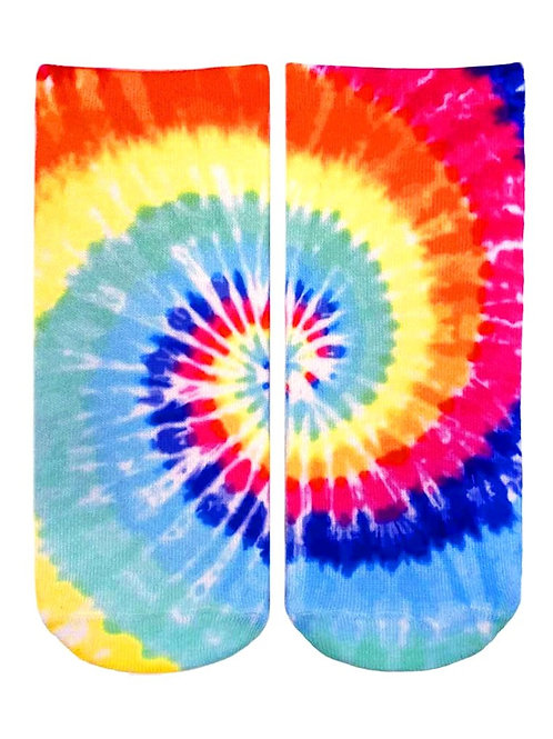 Living Royal Tie Dyed Ankle Socks