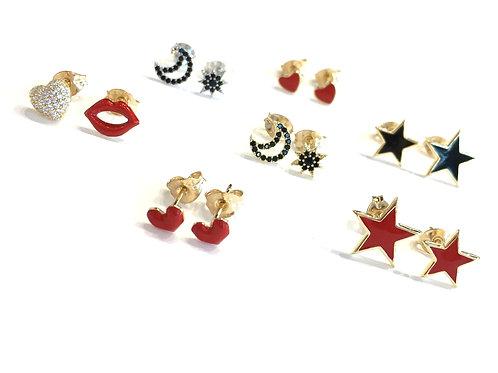 Jocelyn Kennedy Warhol Stud Earring Collection