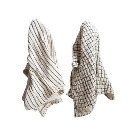 Cotton Tea Towel Natural