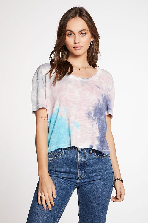 Chaser Tie Dye Tee