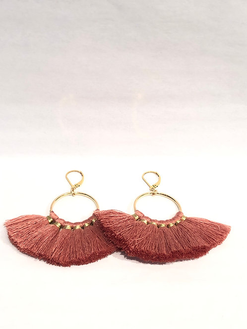 Jocelyn Kennedy Tassel Earrings