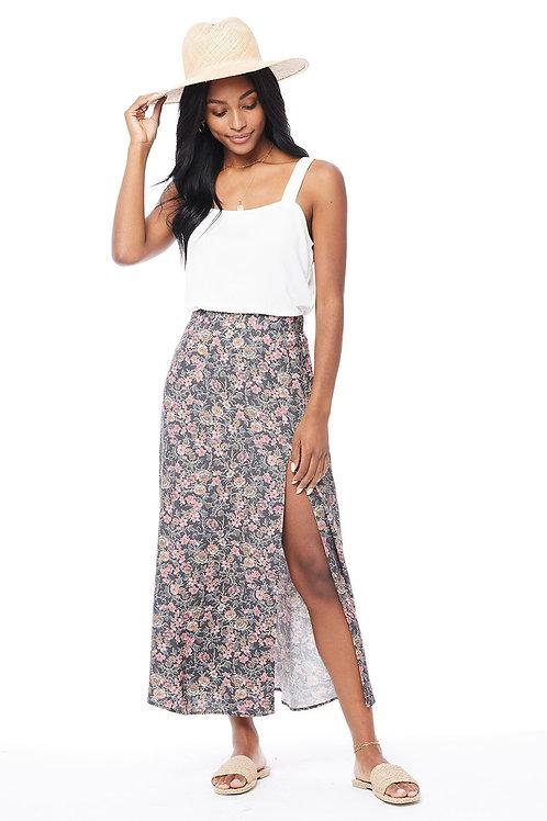 Saltwater Luxe: Narissa Midi Skirt