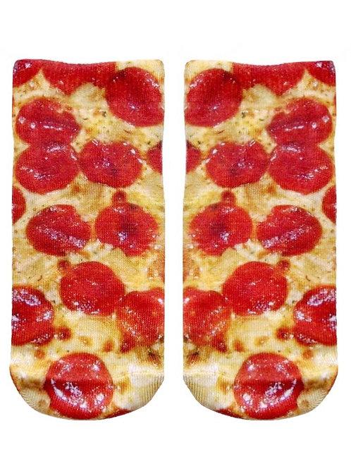Living Royal Ankle Socks Pizza