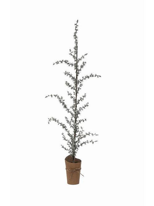 """Faux Atlas Cedar Potted Tree 50"""""""