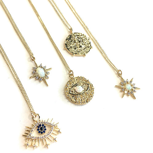 Jocelyn Kennedy Egyptian Necklace Collection