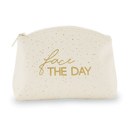 Mudpie Face The Day Makeup Bag